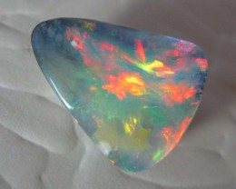 SOLID BOULDER OPAL Full Face 3.85 ct