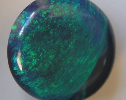 LIGHTNING RIDGE BLACK OPAL 3.05ct MP1/35~