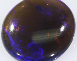 1.55 CTS BLACK  OPAL - LIGHTNING RIDGE- [SO6682]
