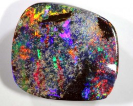 3.06 CTS BOULDER OPAL POLISHED STONE INV-207 R