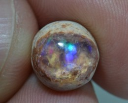 5ct Mexican Beautiful Opal Slotted Wirewrap ready